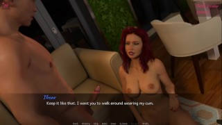 Fetish Locator Week 2 Part 31 (READ ALOUD w/ in game voices & sound) Terrell watches girlfriend fuck