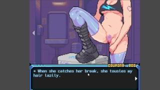 Hardcoded cool cyberpunk porn game(warning futa/femboys and bad English)