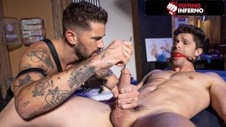 FistingInferno - BDSM At It's Finest, Devin Franco Is Taught
