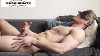 Maskurbate - Abalicious Larry McCormick Jerks Nice Cock