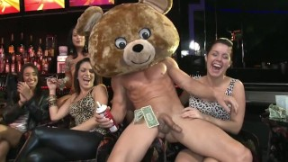 DANCING BEAR - This CFNM Party Is Out Of Control!