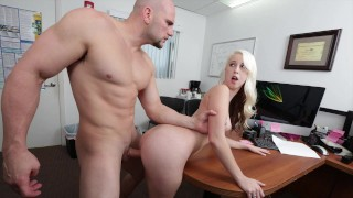 BANGBROS   Darcie Belle Wants To Get Into The Porn Business  So We Decided To Give Her A Shot