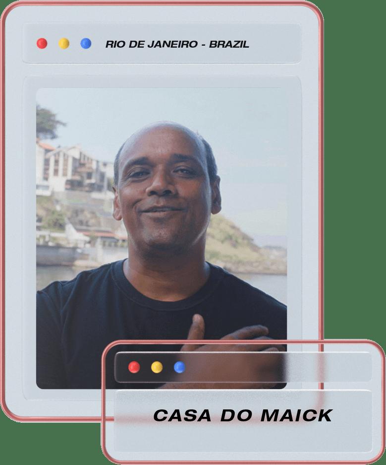 Casa Do Maick
