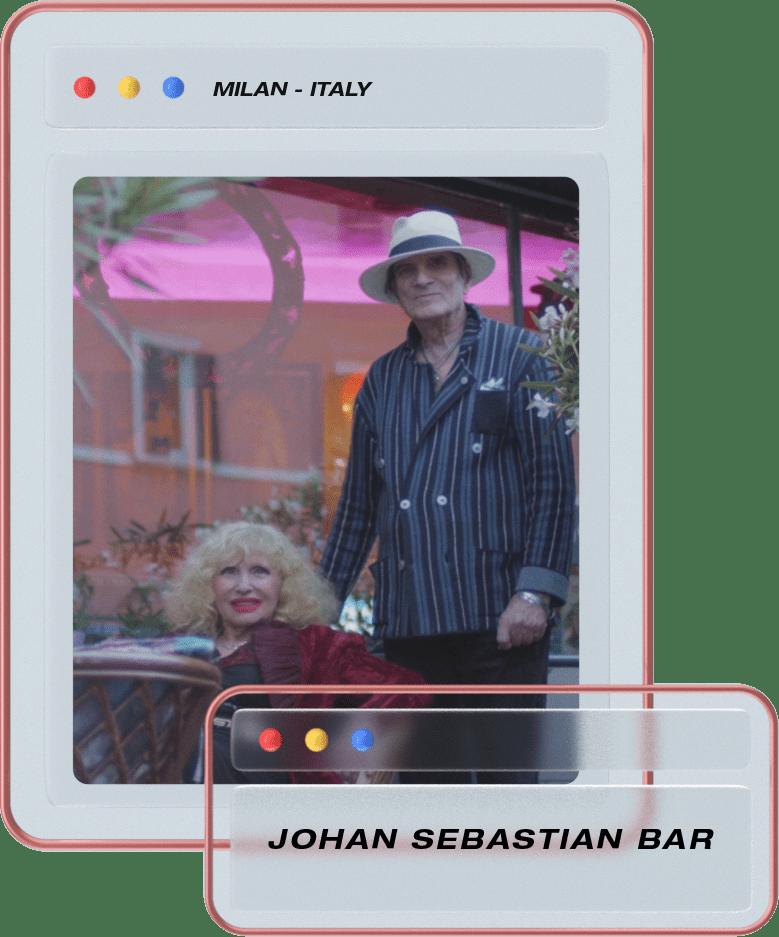 Johan Sebastian Bar